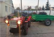 Продажа Чешского минитрактора ТЗ-4К-14 Альметьевск