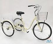 Велосипед трехколесный Фермер IB-3 6 скор. 24 Москва