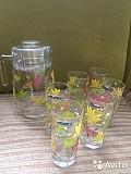 Графин и 6 стаканов набор Калининград
