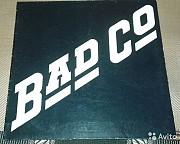 LP Bad Company I (Germany) 74 и II (Benelux) 75 Москва