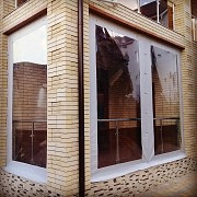 Мягкие окна ПВХ в Краснодаре Краснодар