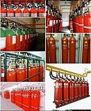 Вывоз утилизация баллоны пожаротушения модули хладон фреон Омск