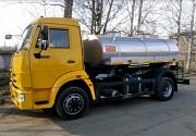 Доставка воды от 4 куб. для бытовых нужд в Москве. Услуги водовоза. Фрязино