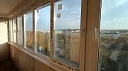 Остекление лоджий- окна Рехау Москва