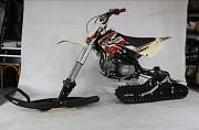 Сноубайк Гусеничный комплект для мотоцикла питбайк Monotrack Flat Самара