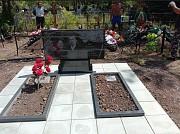 Изготовление надгробных памятников, оград, лавок, столов, крестов Тольятти
