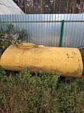 Бочка металлическая пожарная Саранск