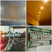 Электромонтаж в частном доме, квартире под ключ в Твери Тверь